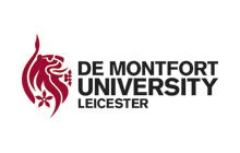 Logo - De Montfort University